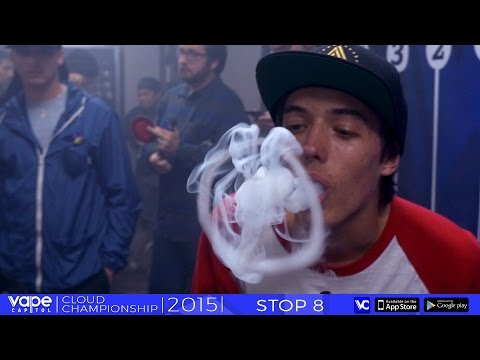 VC Cloud Championships - Flawless - Vape Tricks