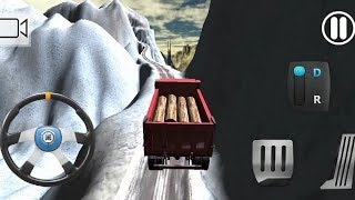 TRUCK DRIVER CARGO GAME #Android GamePlay 2019 #Truck Games To Play #Games Download #Games For Truck screenshot 2