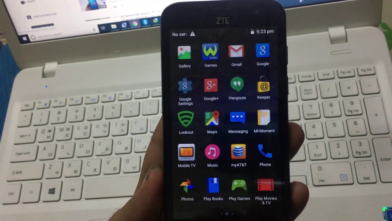 ZTE phones FRP bypass - GSM-Forum