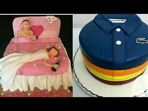 Amazing Cakes Designs Ideas 2018 Dress Birthday Cake Stylish Fashion Trend