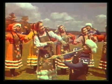 """танец """"Укротители"""" 1969 г."""