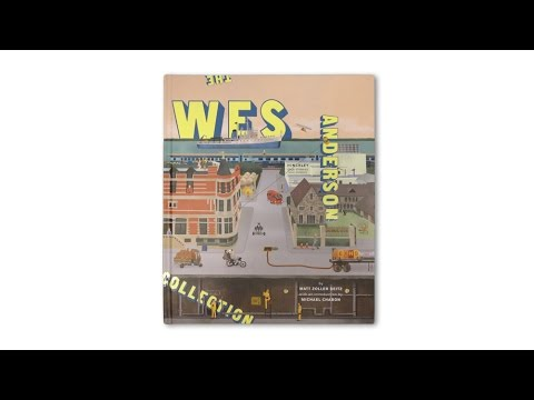 the wes anderson collection book trailer youtube. Black Bedroom Furniture Sets. Home Design Ideas