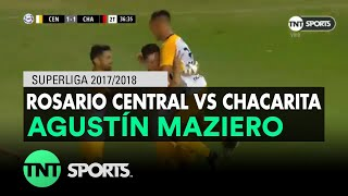 Video Gol Pertandingan Rosario Central vs Chacarita Juniors