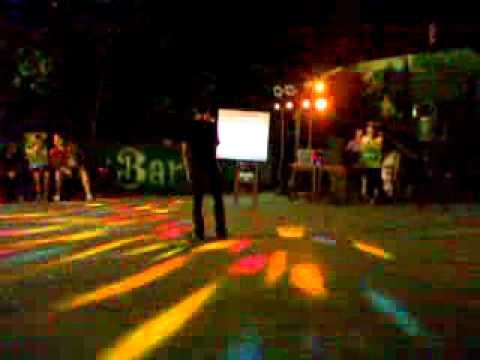 Ligabue - Viva Karaoke Oca Marina 24/07/12 voce Malcom