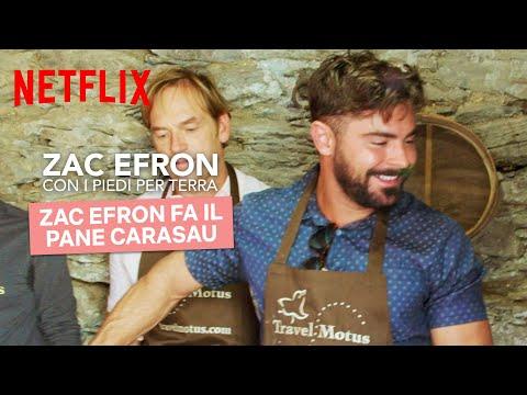 Zac Efron fa