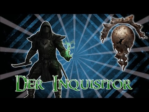 Der Inquisitor - Enderal Build