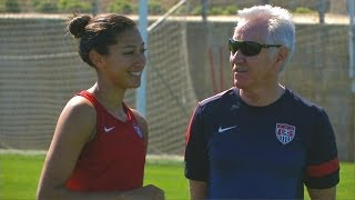 Studio 90: U.S. WNT Faces Algarve Test vs. Sweden