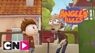 Angelo Rules | Ev Ödevi | Cartoon Network Türkiye