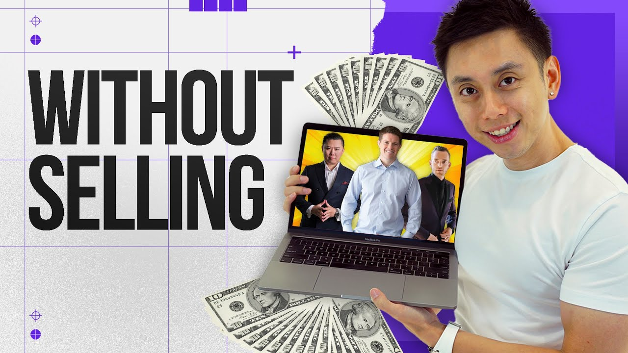 Become a Super Affiliate without Selling - Case Study with Russell Brunson, Anthony Morrison, DanLok