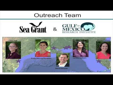 Sea Grant-GoMRI partnership to share oil spill science – Emily Maung-Douglass