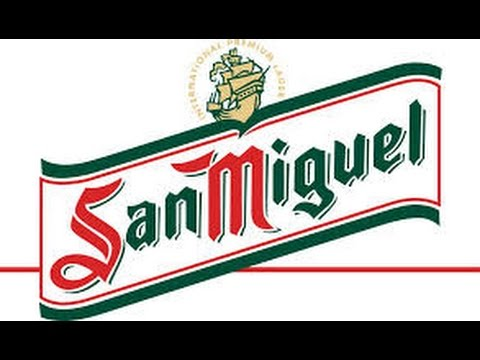 #166 San Miguel 5.4% SPAIN/ PHILIPPINES