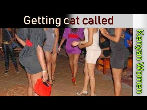 Getting Cat Called by Women in Kenya | Life in Kenya