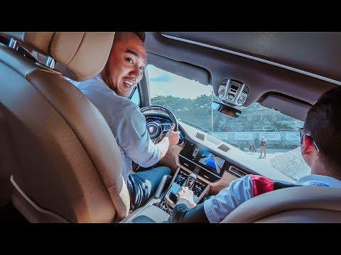 Thử Offroad điên cuồng cùng Porsche Cayenne  XEHAY.VN 