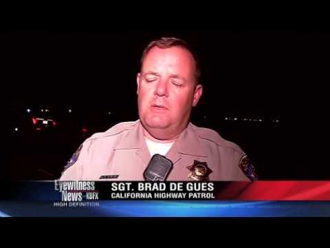 Hit and run crash kills man on Weedpatch Highway