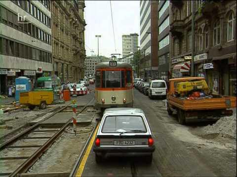 Straßenbahnfahrten in Frankfurt am Main