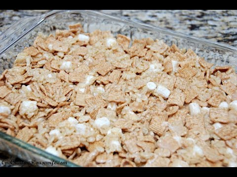 DIY!!! Multi-Cereal  Rice Krispy Treats!!!
