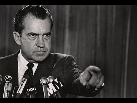 Akte Richard Nixon - Die Watergate-Affäre [Doku]