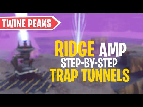 Ridge Amp Trap Tunnels // Twine Peaks