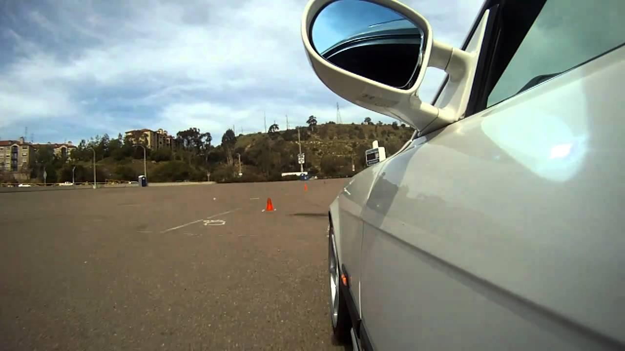 E36 M3 Autocross Door View 2 5 Sd Bmw Cca Autocross Youtube