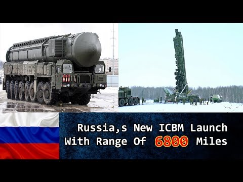 "Russia Successfully Test Launches MIRV ""YARS"" ICBM"