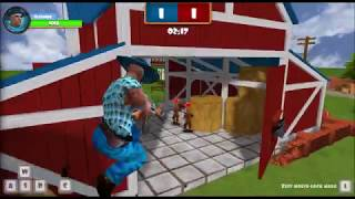 Farm Clash 3D | 3 matches | Player of the day!