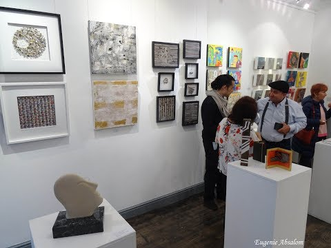 Summer Small Fine Art 2017 - first edition at the ROA Gallery in London