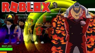 Roblox - A BASE DA MARINHA ( One Piece Bizarre Adventures )