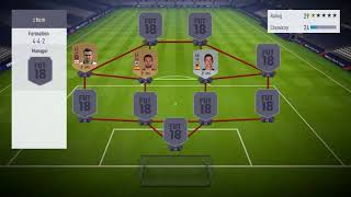 FIFA 18 Switch guide - How to play Ultimate Team