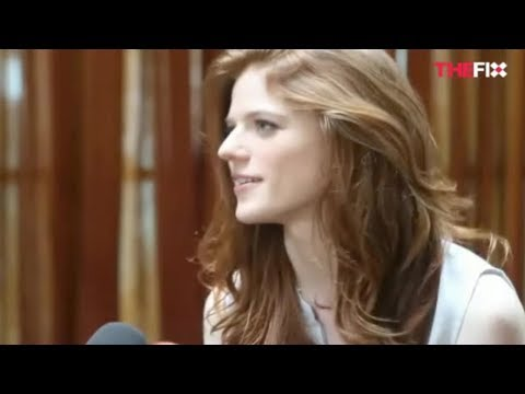 Rose Leslie 'The Fix' Interview