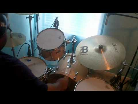 Benny Golson - Staccato Swing (Drum Cover)