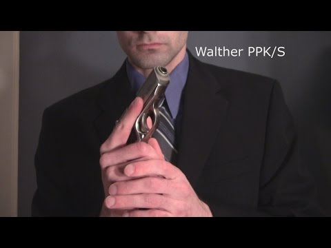 Walther PPK/S Shooting and Review: A True Classic
