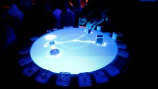 Cyprus Beyond Club  Reactable show