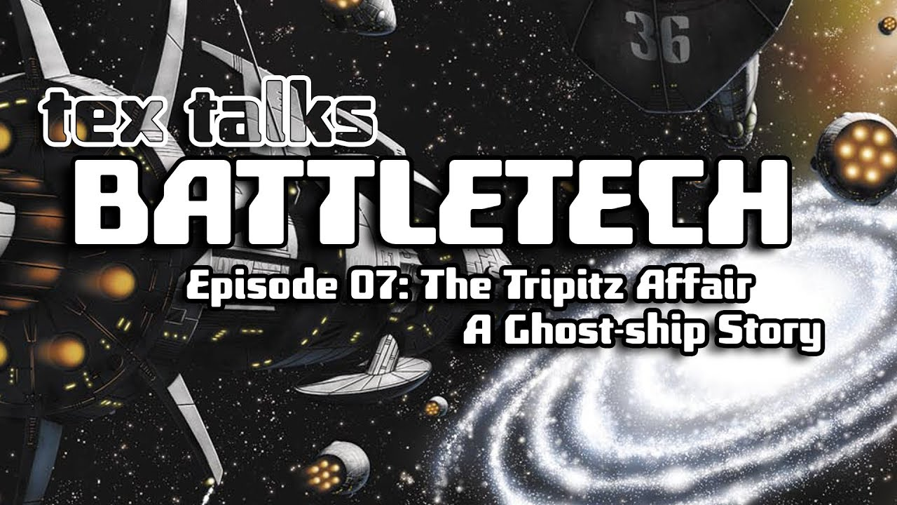 Battletech Lore :The Tripitz Affair