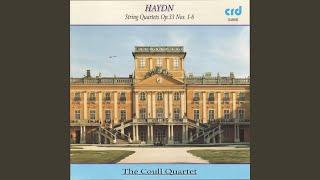 String Quartet in D Major, Op. 33 No. 6: III. Scherzo: Allegro