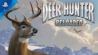 Deer Hunter Reloaded – Teaser Trailer | PS4