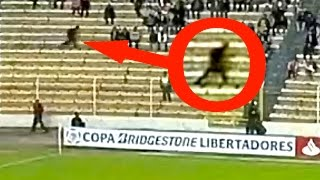Ghost Sighting Caught On TV Live thumbnail
