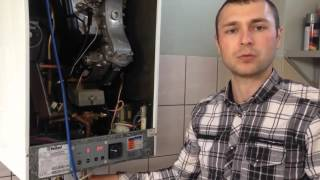 Vaillant T6 (hrsolide)18-22/24-28 kw конденсационный, обзор. Пуско наладочная работа