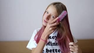 як зробити легку але гарну зачіску самій собі