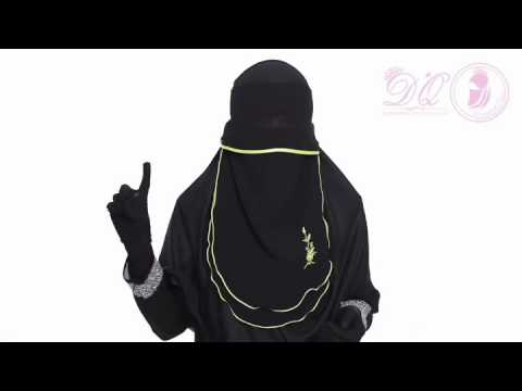 Tutorial Niqab Exclusive Hidden Rose by D