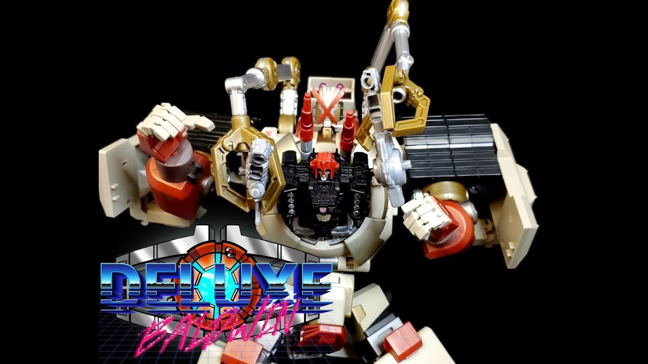 Mastermind Creations R-44 TorTor Review by Deluxe Baldwin