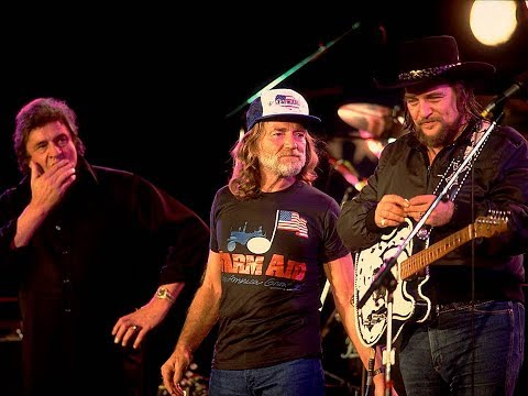 With Lyrics  *** GOOD HEARTED WOMAN  by *** WAYLON JENNINGS *** WILLIE NELSON *** LEANN RIMES ****