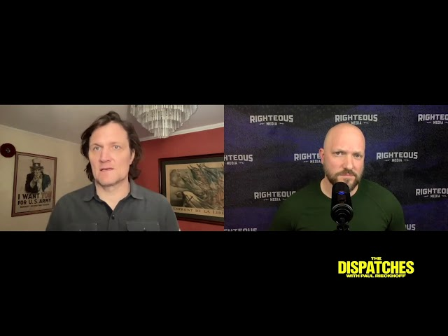 THE DISPATCHES: EPISODE 4 -JASON DEMPSEY - THE INSURGENCY OF THE FUTURE