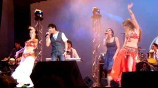 Shabnam Soraya and Jonibek - Darde Disco Indian Song - New York Concert