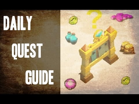 Castle Clash Quest Guide