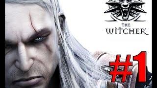 THE WITCHER | Gameplay Español | Capitulo #1 Geralt de Rivia