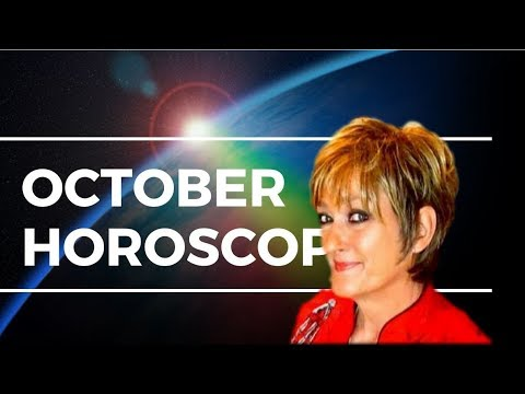 OCTOBER HOROSCOPES -  A News Blurp for you!