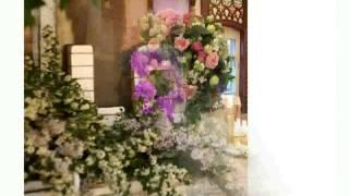 Оформление Свадеб Цветами(Оформление Свадеб Цветами Оформление свадьбы цветами от студии праздника Радуга, днепропетровск оформ..., 2014-08-06T17:44:00.000Z)