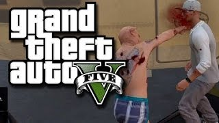 GTA 5 - The Rivalry Continues!  (GTA 5 Online Funny Moments!)