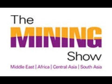 The Mining Show 2018 Dubai Exhibition