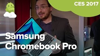 Samsungs new Chromebook Pro and Plus come with touch screens and a styus